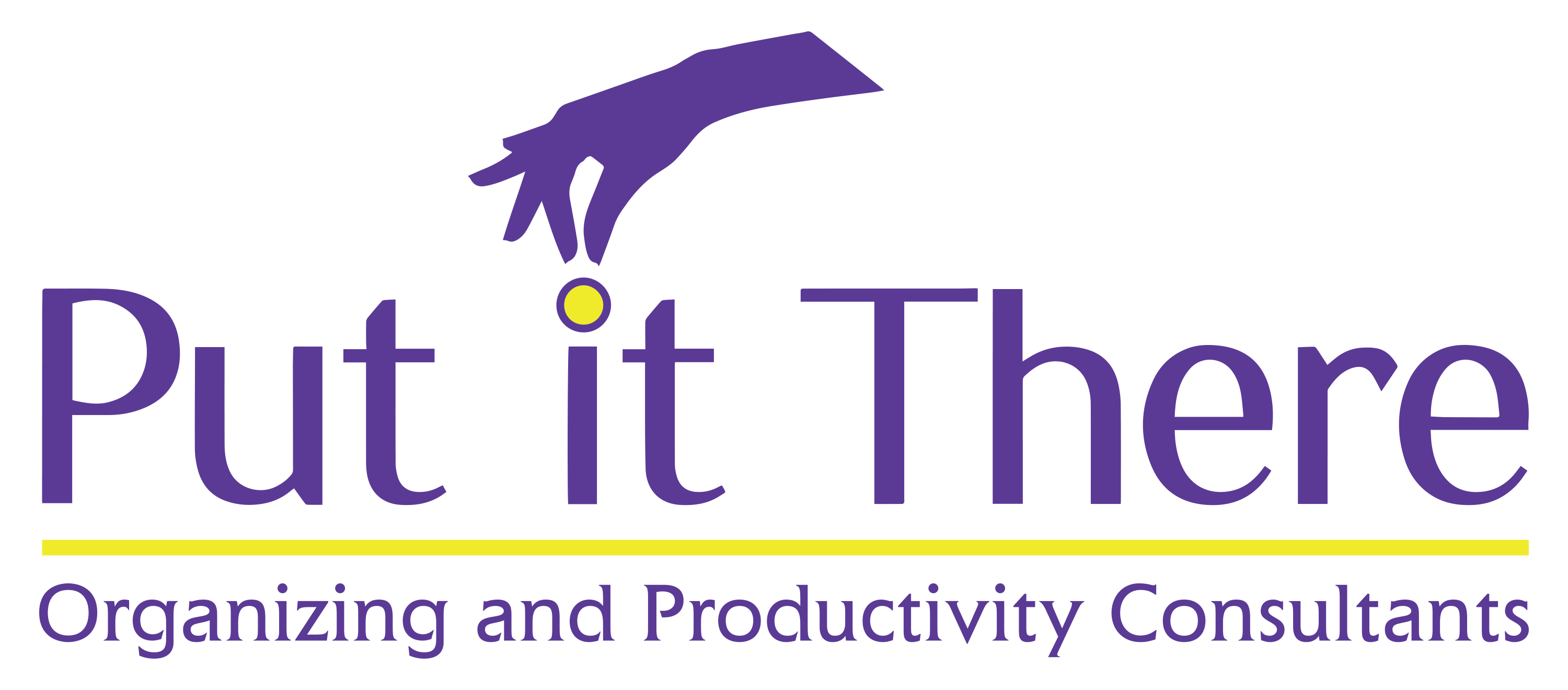 Put it There, LLC Logo